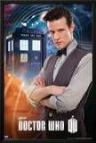 Doctor Who - Matt Smith Eleventh Doctor Prints