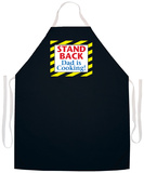 Stand Back Apron Apron