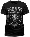 Sons Of Anarchy - Motorcycle Club T-shirts