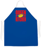Queen Of The Kitchen Apron Grembiule