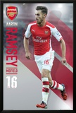 Arsenal - Ramsey 14/15 Prints