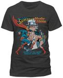 Justice League - Wonder Woman vs Superman Bluser