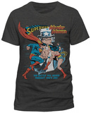 Justice League - Wonder Woman vs Superman Camisetas