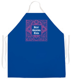 Best Grandma Ever Apron Delantal