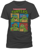 Teenage Mutant Ninja Turtles - Group Shot Bluser