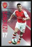 Arsenal - Sanchez 14/15 Posters