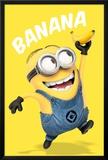 Despicable Me - Banana Prints