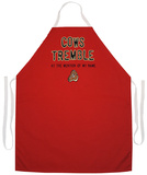 Cows Tremble Apron Apron