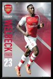 Arsenal - Wellbeck 14/15 Prints