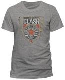 The Clash - Shield 1976 T-shirts
