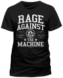 Rage Against The Machine - Crown College Tshirts