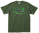 Lost in Thought Tee T-shirts