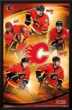 Calgary Flames -Team 14 Print
