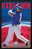 Texas Rangers - P Fielder 14 Posters