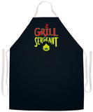 Grill Sergeant Apron Avental