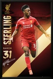 Liverpool Sterling 14/15 Posters