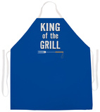 King Of The Grill Apron Apron