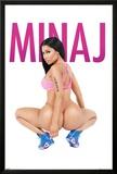Nicki Minaj - Squat Prints