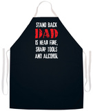 Fire Tools Alcohol Apron Forkle