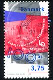 Danish Confederation of Trade Unions Fotografisk trykk av  rook76