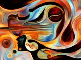 Elements of Music Affiches par  agsandrew