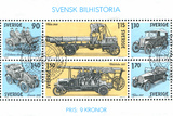 Swedish Automobile History Fotografisk trykk av  rook76