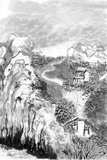 Chinese Painting Landscape Art by  jim80