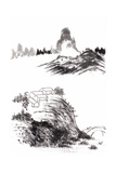 Chinese Painting Landscape Posters by  jim80