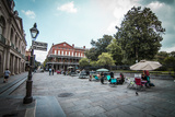 Jackson Square New Orleans Photographic Print by  missgrace