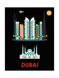 Dubai Posters by  Ladoga