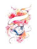 Time Prints by  okalinichenko