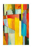 An Abstract Painting Prints by  clivewa