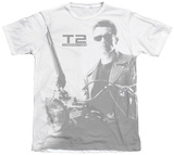 Terminator 2 - T800 Sublimated