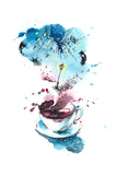 Coffee Posters by  okalinichenko