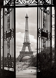 At the Gates of Paris 1000 Piece Puzzle Jigsaw Puzzle