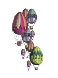 tannene - Eggs Balloons - Reprodüksiyon