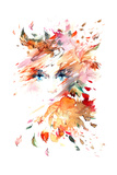 Autumn Portrait Prints by  okalinichenko