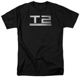 Terminator 2 - Logo T-Shirt