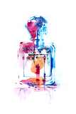 Perfume Prints by  okalinichenko