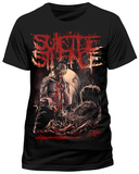 Suicide Silence - Grave Tshirt