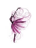 Ballet Dancer Kunstdrucke von  okalinichenko