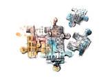Puzzles Prints by  okalinichenko