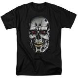 Terminator - Skull Skjorte