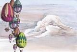 tannene - Eggs in the Sky - Poster