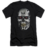 Terminator - Skull (slim fit) Shirts