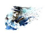 Sailor Poster by  okalinichenko
