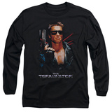 Long Sleeve: Terminator - Poster Shirts