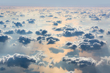 Sky with Clouds Photographic Print by  misu