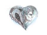 Amor Pósters por  okalinichenko