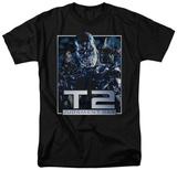 Terminator 2 - T2 Robots T-shirts